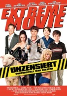 Extreme Movie - German Movie Poster (xs thumbnail)