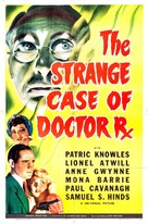 The Strange Case of Doctor Rx - Movie Poster (xs thumbnail)
