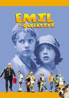 Emil und die Detektive - Slovenian Movie Poster (xs thumbnail)
