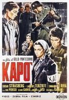 Kapò - Italian Movie Poster (xs thumbnail)