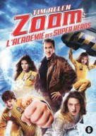 Zoom - Belgian DVD movie cover (xs thumbnail)