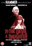 To the Devil a Daughter - British DVD cover (xs thumbnail)