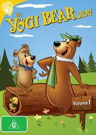 """The Yogi Bear Show"" - Australian DVD cover (xs thumbnail)"