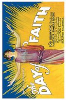 The Day of Faith - British Movie Poster (xs thumbnail)