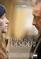 Toutes nos envies - Italian Movie Poster (xs thumbnail)