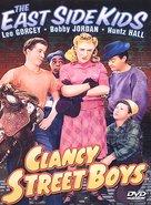 Clancy Street Boys - DVD movie cover (xs thumbnail)