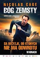 Seeking Justice - Polish Movie Poster (xs thumbnail)