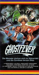 Ghost Fever - German VHS cover (xs thumbnail)