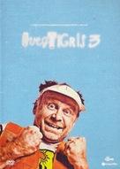 Üvegtigris 3. - Hungarian DVD cover (xs thumbnail)