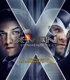 X-Men: First Class - French Movie Cover (xs thumbnail)
