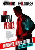 The Whole Truth - Italian Movie Poster (xs thumbnail)
