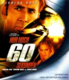 Gone In 60 Seconds - German Blu-Ray movie cover (xs thumbnail)
