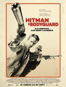 The Hitman's Bodyguard - French Movie Poster (xs thumbnail)