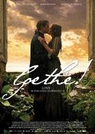 Goethe! - German Movie Poster (xs thumbnail)