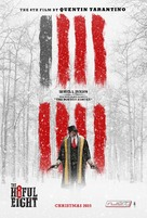 The Hateful Eight - Movie Poster (xs thumbnail)