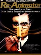 Re-Animator - French DVD cover (xs thumbnail)
