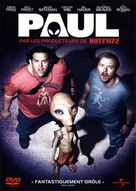 Paul - French DVD cover (xs thumbnail)
