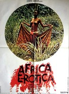 Africa ama - French Movie Poster (xs thumbnail)