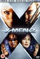 X2 - British Movie Cover (xs thumbnail)