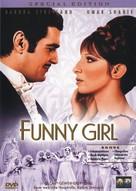 Funny Girl - German DVD cover (xs thumbnail)