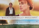 Pride & Prejudice - British Movie Poster (xs thumbnail)