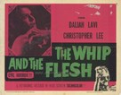 La frusta e il corpo - British Movie Poster (xs thumbnail)