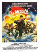 Go Tell the Spartans - French Movie Poster (xs thumbnail)