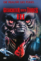 Faces of Death III - German DVD cover (xs thumbnail)