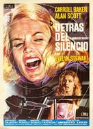 Il coltello di ghiaccio - Spanish Movie Poster (xs thumbnail)