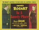 In a Lonely Place - British Movie Poster (xs thumbnail)