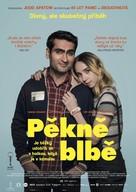 The Big Sick - Czech Movie Poster (xs thumbnail)
