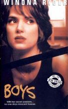 Boys - Malaysian VHS movie cover (xs thumbnail)