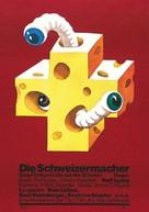 Die Schweizermacher - German Movie Poster (xs thumbnail)