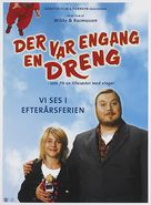 Der var engang en dreng - Danish Movie Poster (xs thumbnail)