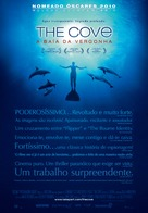 The Cove - Portuguese Movie Poster (xs thumbnail)