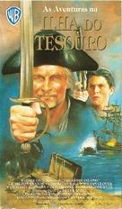 Treasure Island - Brazilian VHS cover (xs thumbnail)