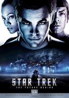Star Trek - DVD movie cover (xs thumbnail)