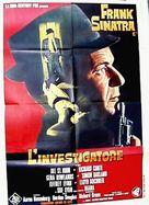 Tony Rome - Italian Movie Poster (xs thumbnail)