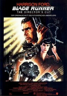 Blade Runner - German Movie Poster (xs thumbnail)