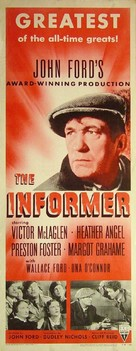 The Informer - Movie Poster (xs thumbnail)