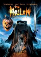 The Hollow - DVD cover (xs thumbnail)