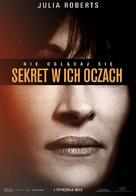 Secret in Their Eyes - Polish Movie Poster (xs thumbnail)