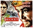 Becket - Spanish Movie Poster (xs thumbnail)