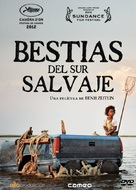 Beasts of the Southern Wild - Spanish DVD movie cover (xs thumbnail)