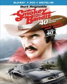 Smokey and the Bandit - Canadian Blu-Ray movie cover (xs thumbnail)