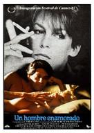 Un homme amoureux - Spanish Movie Poster (xs thumbnail)