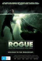 Rogue - Australian Movie Poster (xs thumbnail)