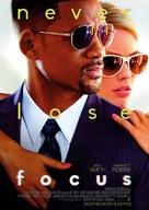 Focus - Swedish Movie Poster (xs thumbnail)