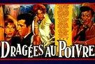 Dragées au poivre - French Movie Poster (xs thumbnail)