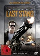 The Last Stand - German Movie Cover (xs thumbnail)